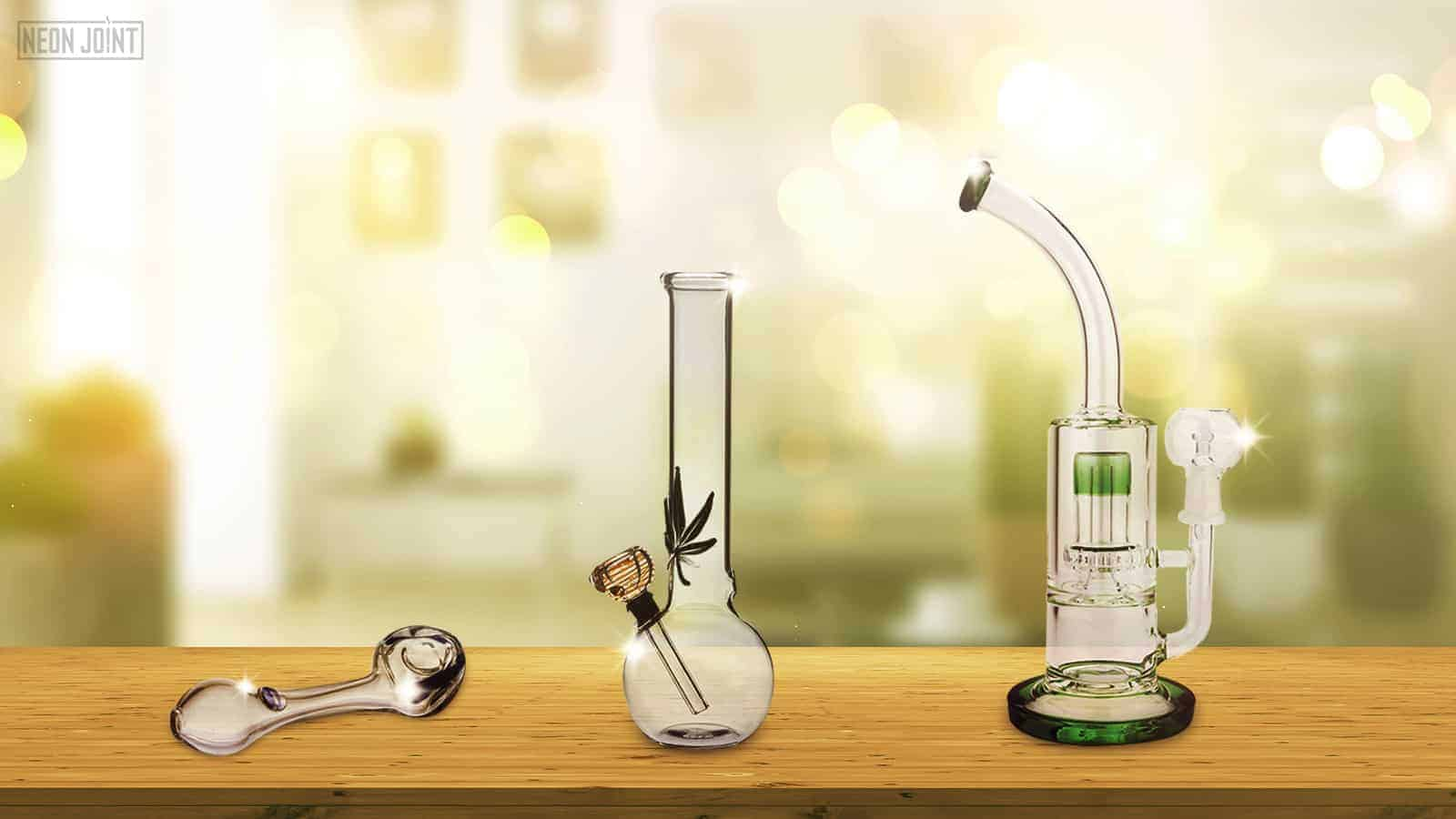 How to Clean a Pipe, Bong, Rig or Nail