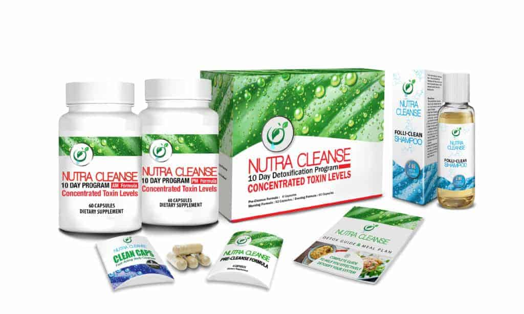 10 day detoxification program (deep cleanse)